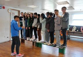 廣東青年職業學院來港交流